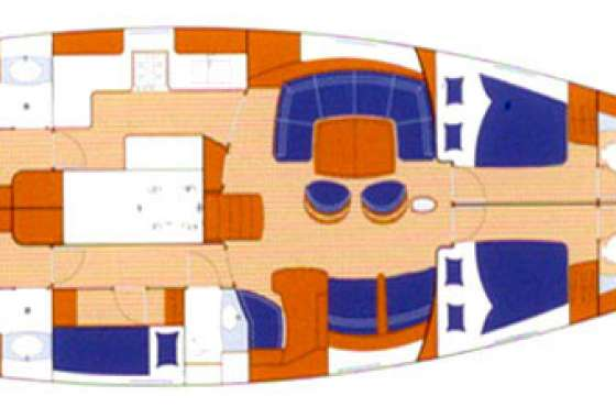 S/Y Sea Star - Beneteau 57 | Istion Luxury Yachts