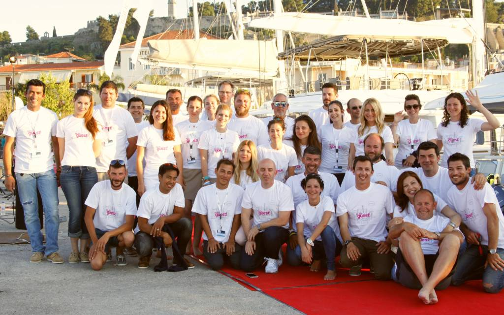 Istion gets high recognition at the Mediterrenean yacht show, 2015